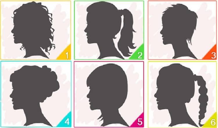 Выберите женский силуэт и узнайте ключевую черту своего характера!