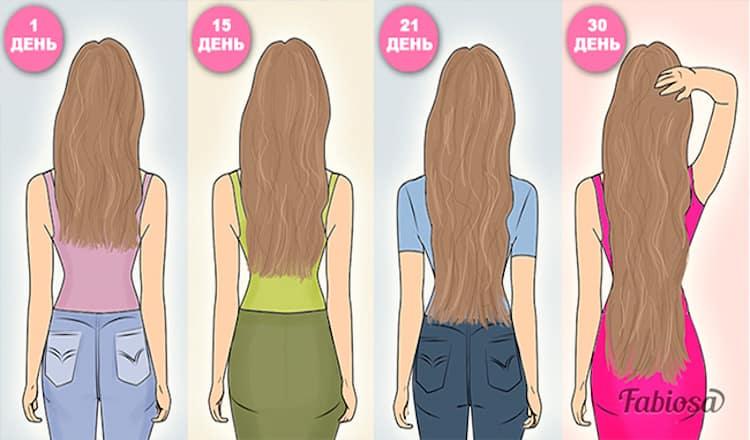 Секрет ухода за волосами от индийских красавиц. Уже через 30 дней вы заметите результат!