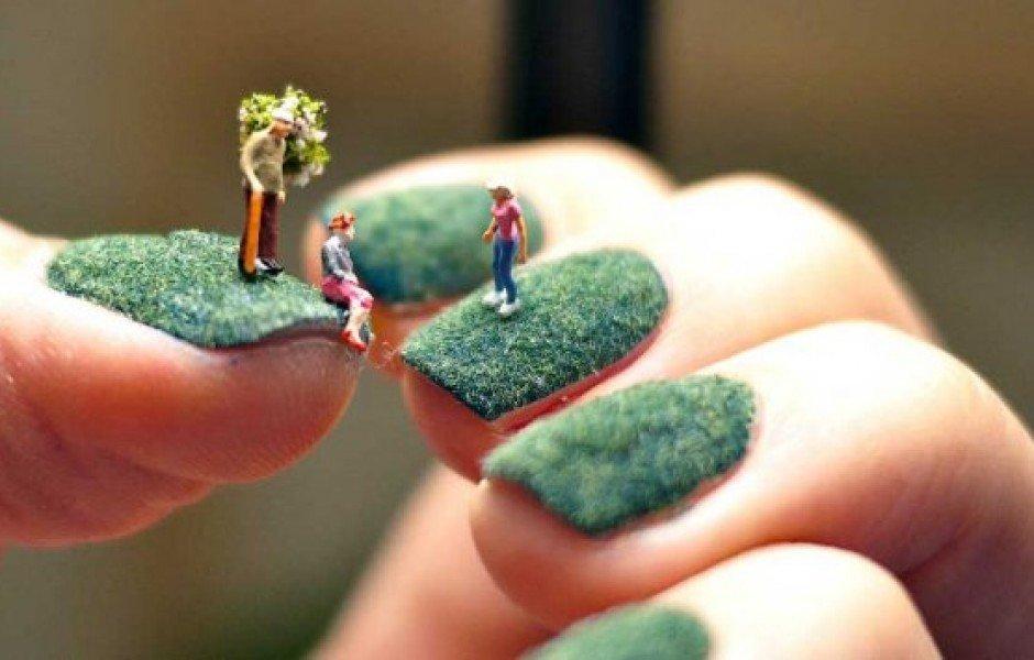 Интересные факты о ногтях и маникюре