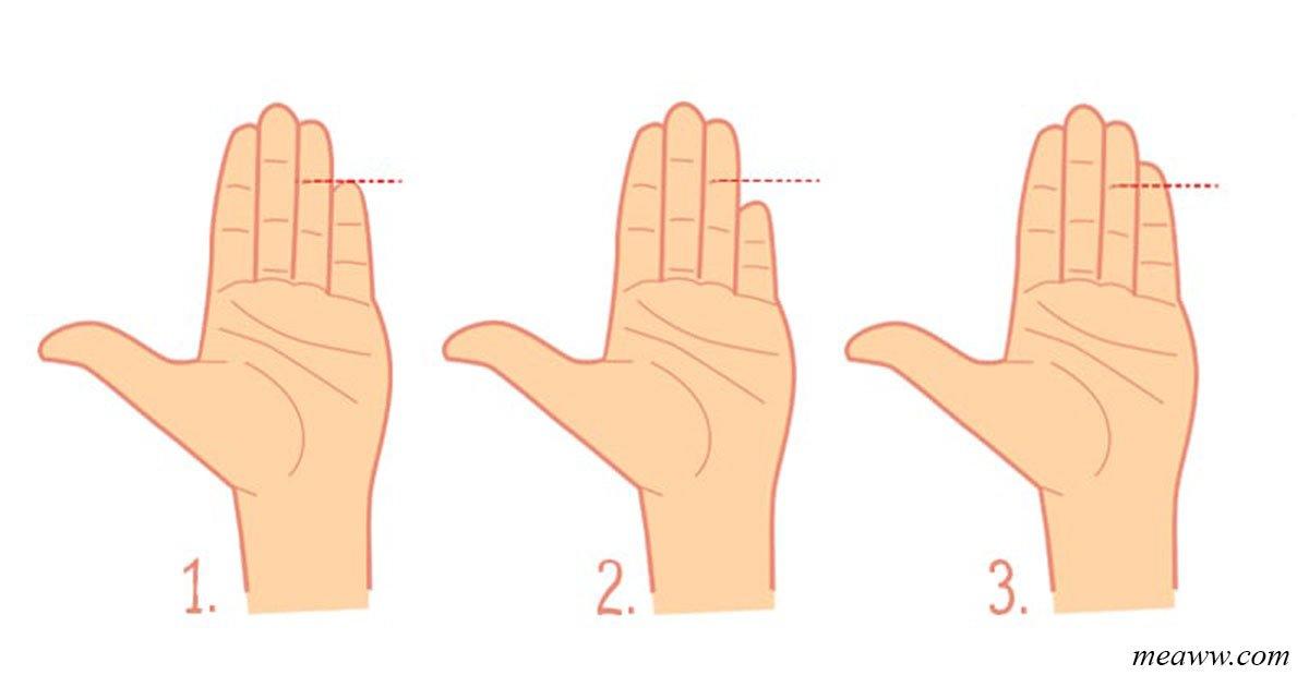 Вот что может рассказать о вашей личности всего один палец на руке — мизинец