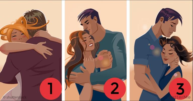 Выберите на картинке счастливую пару и узнайте кое-что важное о ваших отношениях