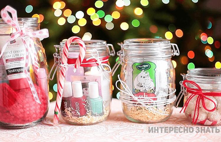Идеи подарков на Новый Год для родных и близких