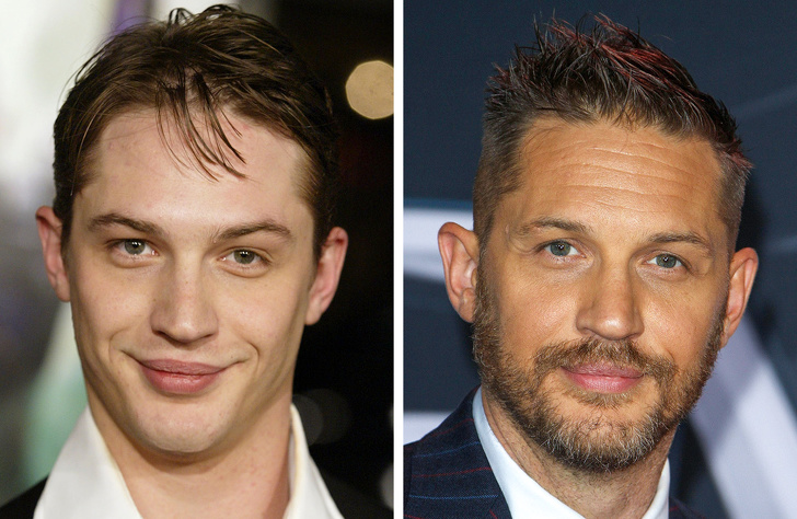 16 Attractive Hollywood Actors Whose Charisma Is Growing With Years