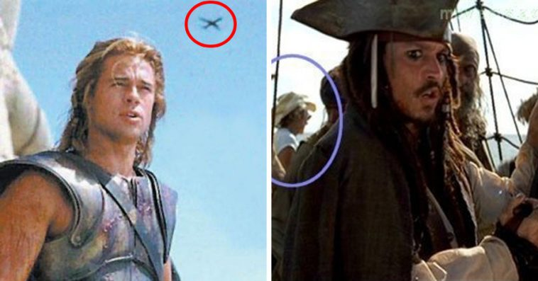 27 Hidden Mistakes You've Probably Missed In Your Favorite Movies