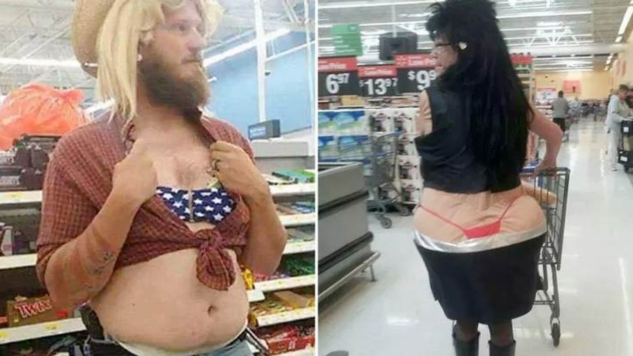 35 Images From Walmart Fashion Show