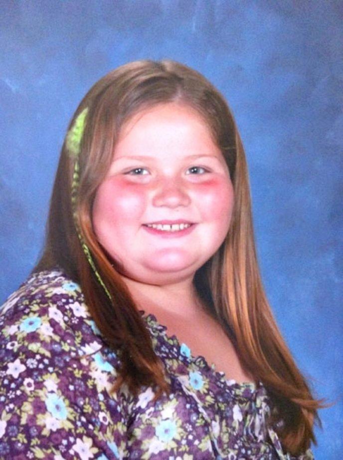 Девочка над которой смеялись из-за веса, изменилась до неузнаваемости