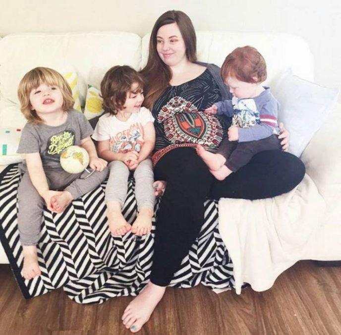 Беременная в 4-й раз женщина понимала, что такого с ее животом быть не должно