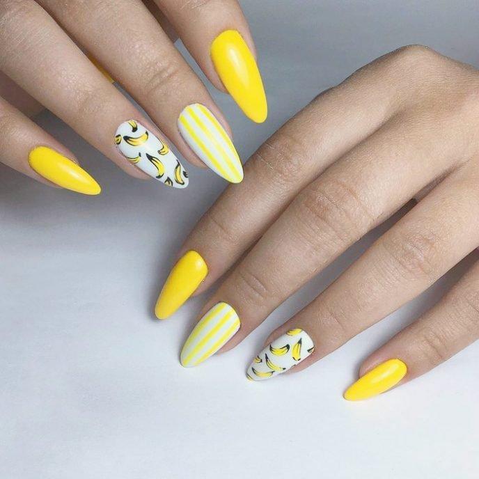 20 модных идей маникюра, с которыми длинные ногти всегда будут выглядеть стильно