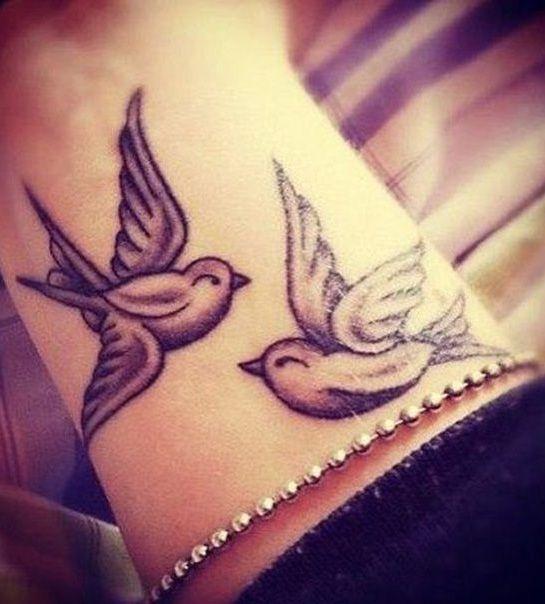 Tattoo ideas. Men Vs Girls