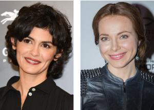 Российские и французские актрисы одного возраста: кто выглядит старше?