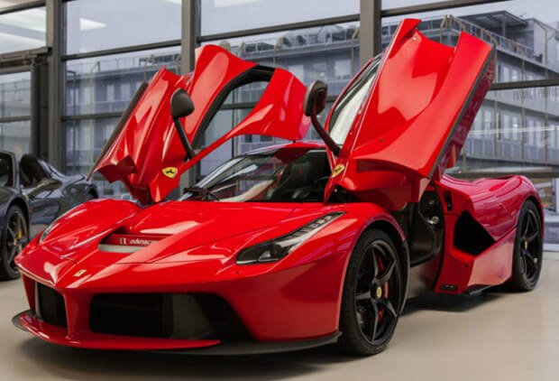Самые дорогие машины в мире. (20 фото)