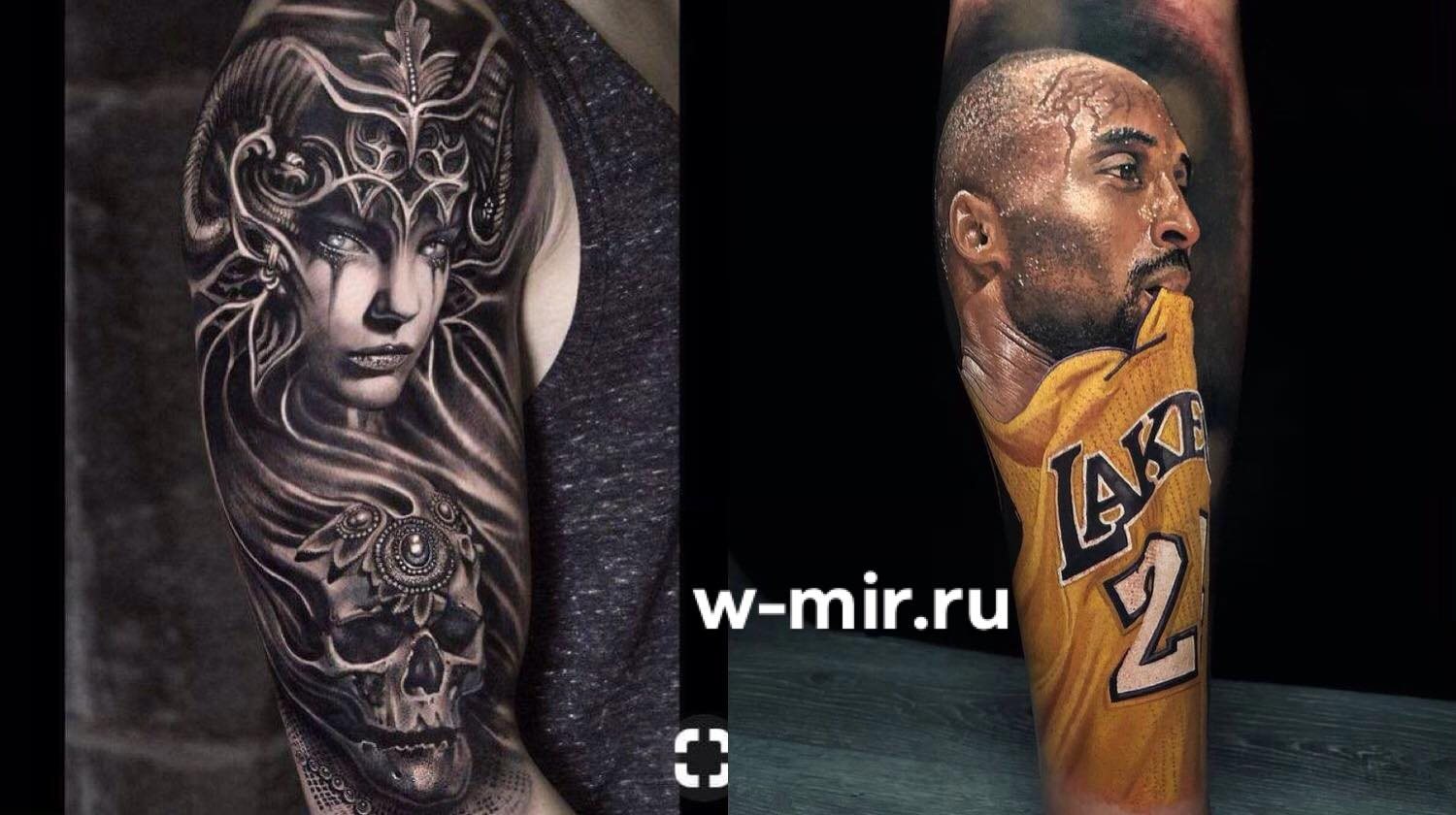 This Guy's NBA Tattoos Are So Good Fans Fly to New Zealand for Them