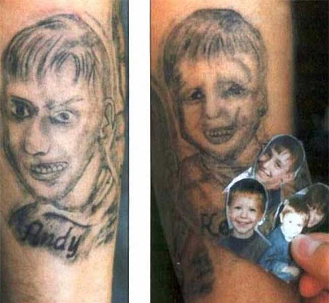 Bad Tattoos Top 50
