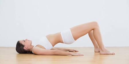 8 звездных упражнений Пилатеса,которые сделают ваше тело красивым