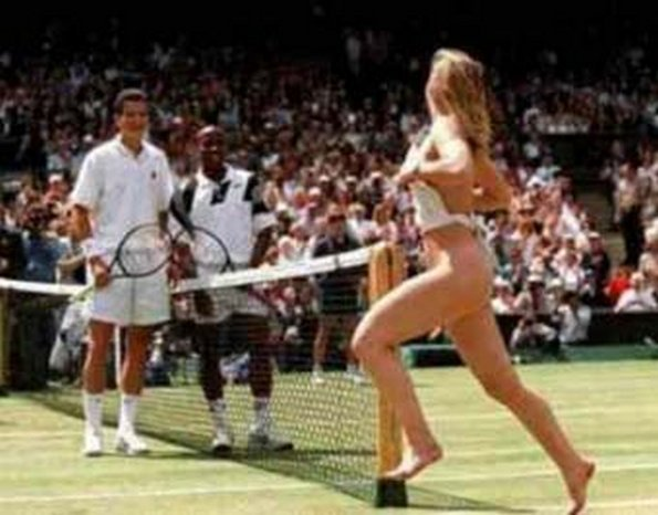 The Funniest Tennis Moments