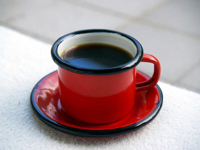 Вот что происходит с вашим телом и органами, пока вы пьёте кофе