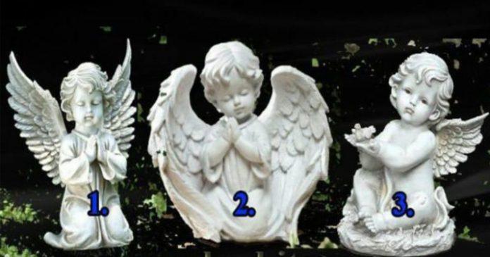 Самый сильный тест души! Выберите своего Ангелочка и смотрите