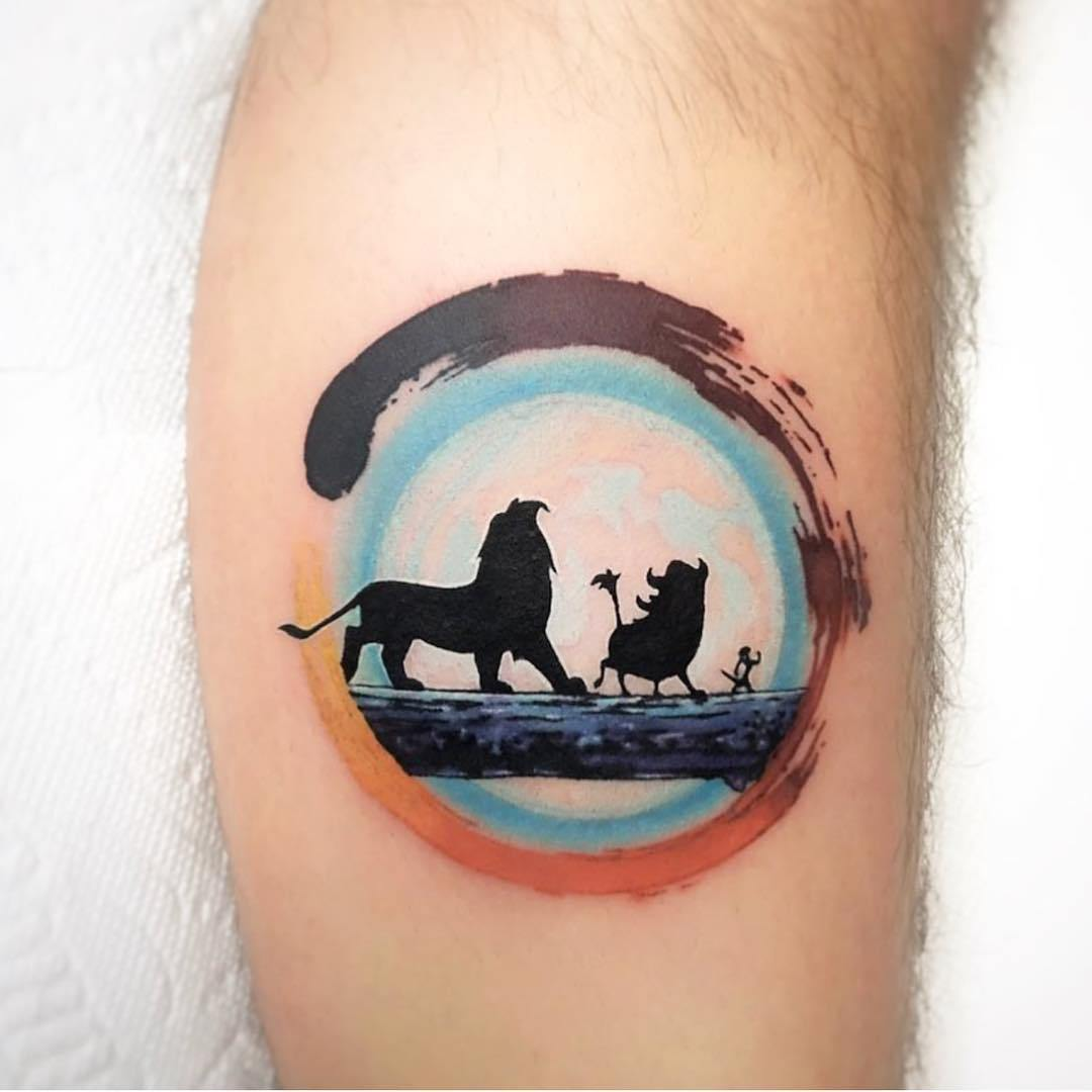 30 Iconic Movies Inspired Tattoos That Will Blow Your Mind