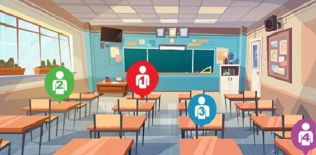 Выберите скамью, на которой вы предпочли бы написать экзамен