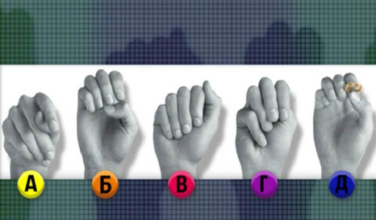 Тест на восприятие: какая из этих рук женская?