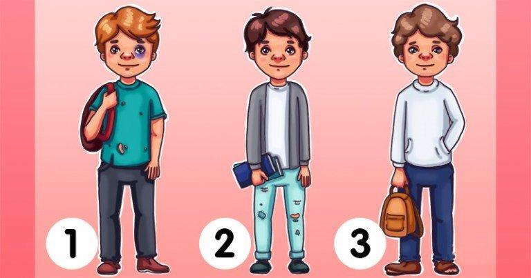 Тест на внимательность: найдите бедного студента на картинке