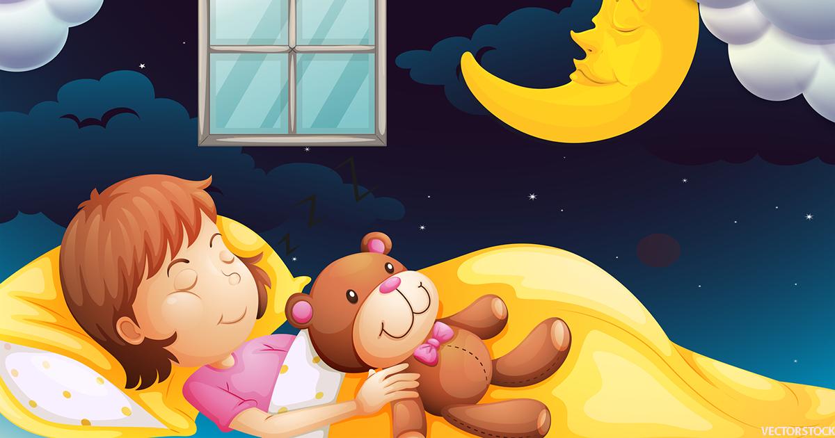 Наука говорит, что матери счастливее, когда дети рано ложатся спать