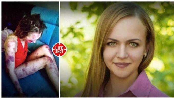 Муж-садист забил жену до смерти и устроил фотосессию избитой жены