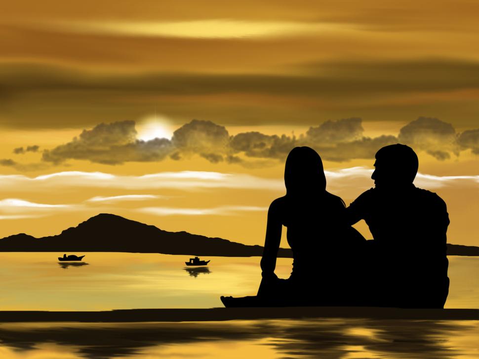 8 вещей, которые случаются, когда вы встретили хорошего парня - после нарцисса