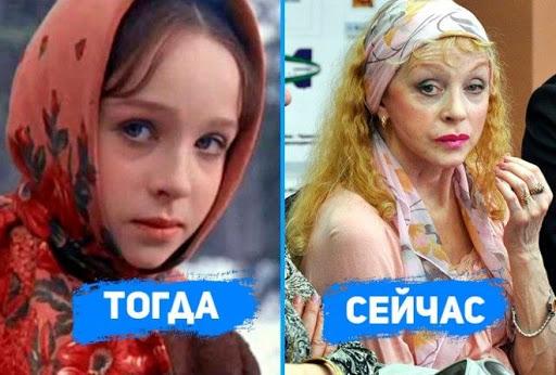 Как сейчас выглядят красавицы советского кино
