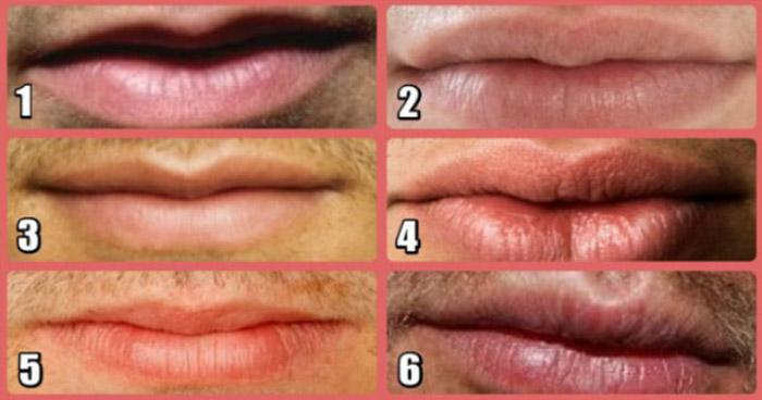Как найти идеального мужчину по губам? Пройди этот тест!