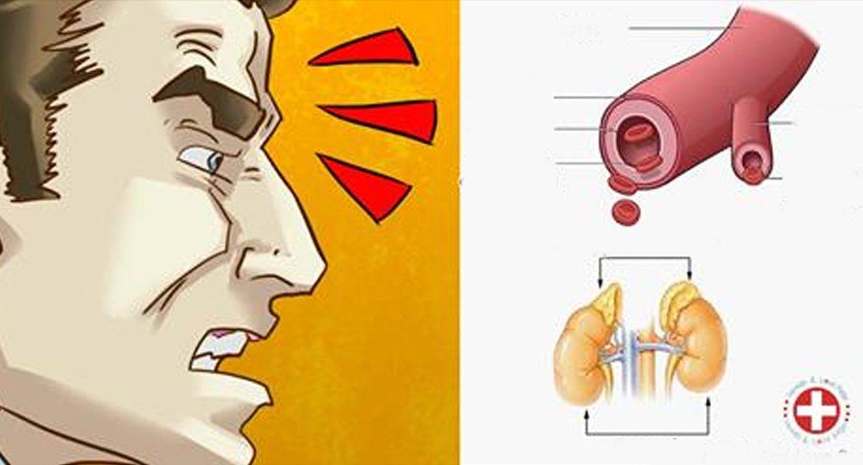 Вот что происходит с вашим телом, когда вы злитесь. Это хуже, чем наркотики!
