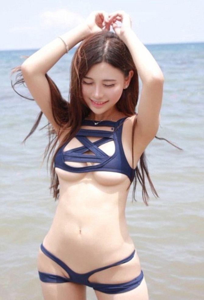 Последний писк японской моды: новый купальник сводит с ума весь мир …