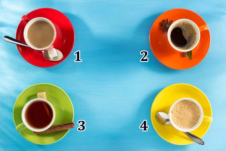 Выберите чашку и узнайте какие события вас ожидают