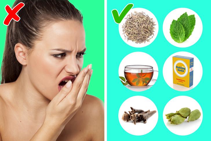 7 способов убить бактерии во рту и остановить неприятный запах изо рта