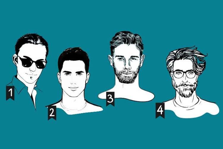 Тест.Какой тип мужчин тебе подходит?