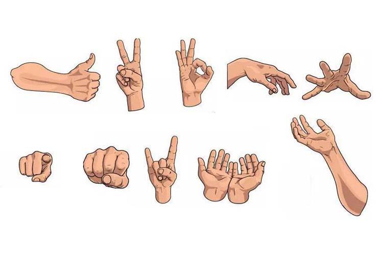 Движения пальцев расскажут всё о вашем характере