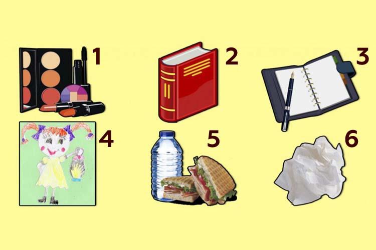 Вещь из вашей сумочки охарактеризует вашу личность
