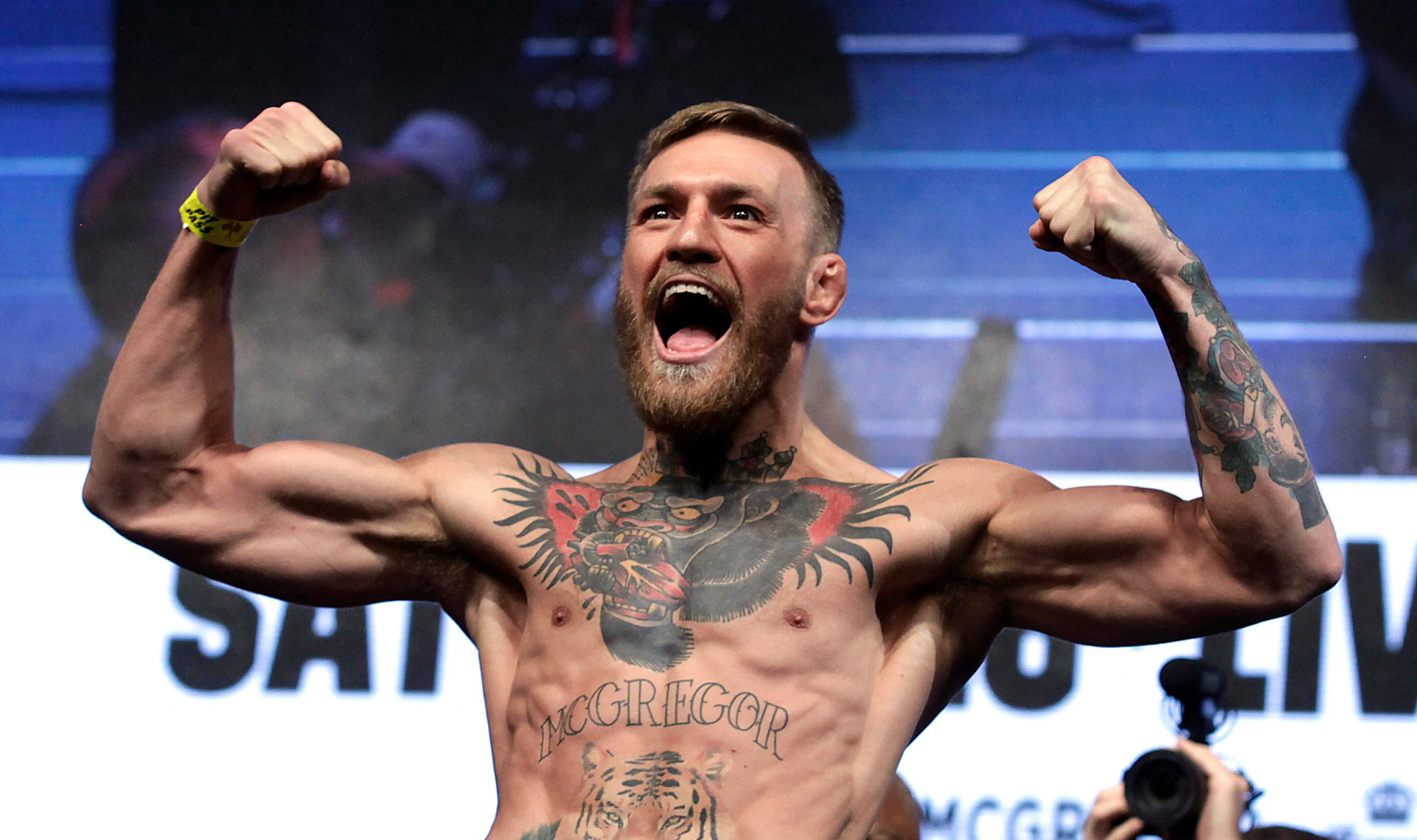 Conor McGregor arrested for alleged attempted sexual assault and indecent exposure in Corsica