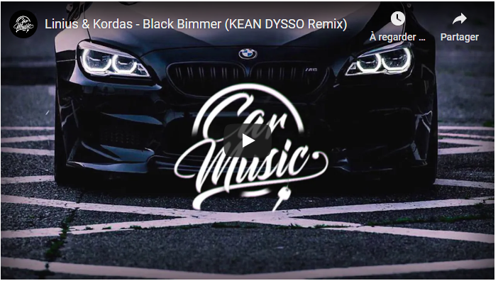 Black Bimmer