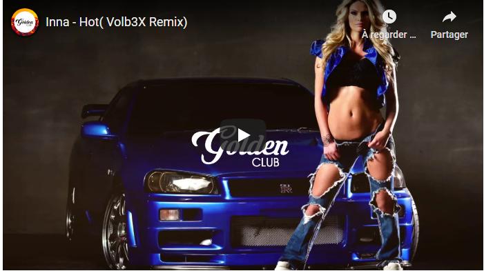 Inna - Hot (VOLB3X Remix)