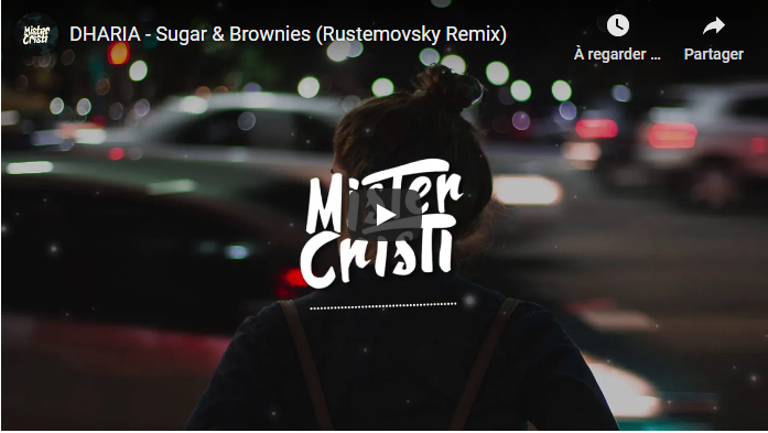 DHARIA - Sugar & Brownies (Remix)