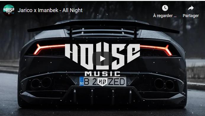 Jarico & Imanbek - All Night