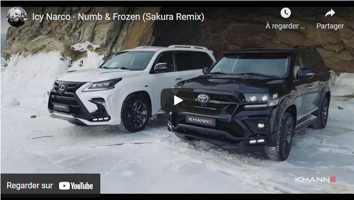 Icy Narco - Numb & Frozen (Sakura Remix)